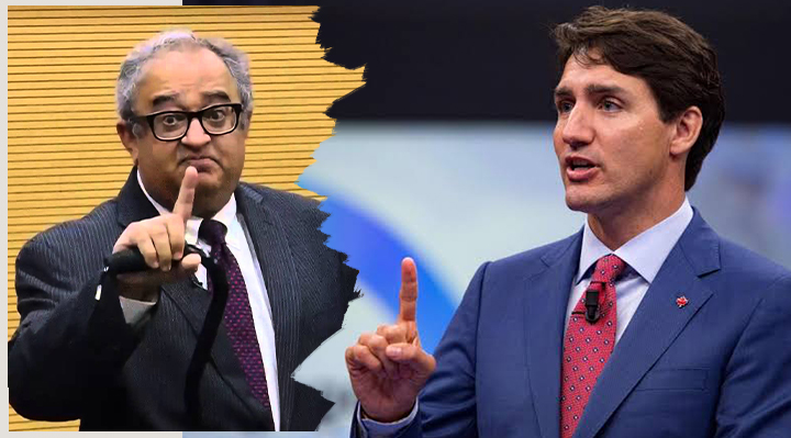 Canada should side with India on the Kashmir issue