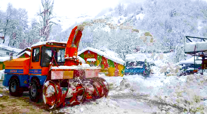 Govt. sets up control rooms in 10 districts of Kashmir for winter preparedness