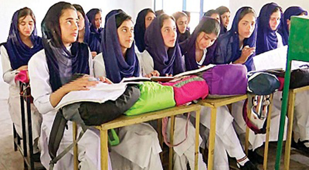 Schools open up as life itching towards normalcy