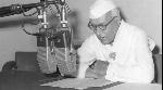 Pandit Jawahar Lal Nehru's First Speech On Kashmir