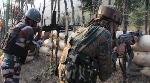 Three terrorists killed in firing near toll plaza in Jammu