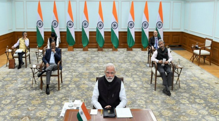 Conceptualise globalisation with humanity at centre: PM Modi at G20 virtual conference