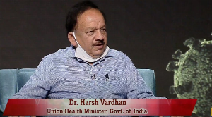 """Minister Dr Harsh Vardhan terms India's COVID response as """"proactive and pre-emptive"""""""