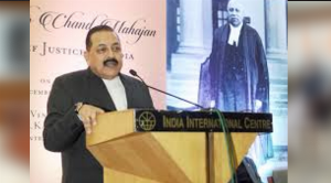 India is one of frontline nations to combat COVID-19: Dr Jitendra Singh