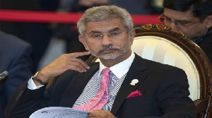 S Jaishankar speaks to his counterparts from African countries