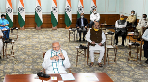 We need to follow mantra of 'Do Gaz Doori': Prime Minister Modi