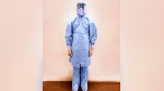 Indian Navy claims its 'Navrakshak' PPE provides enhanced comfort to doctors in fighting Covid-19