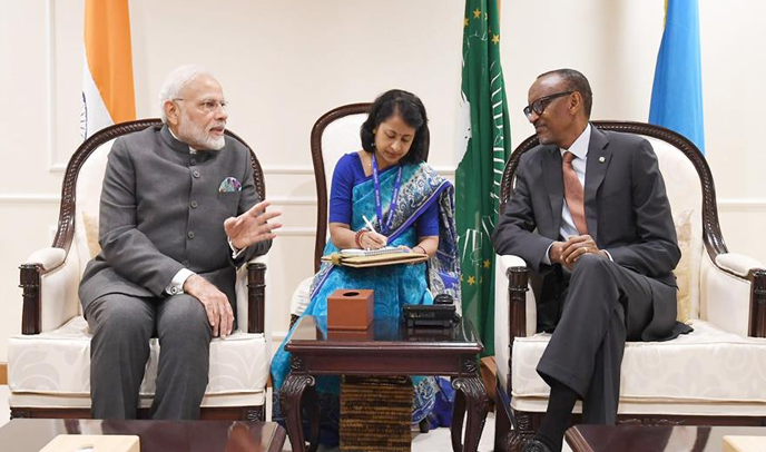 PM Modi holds telephonic talks with Rwanda President Kagame, discusses Covid-19