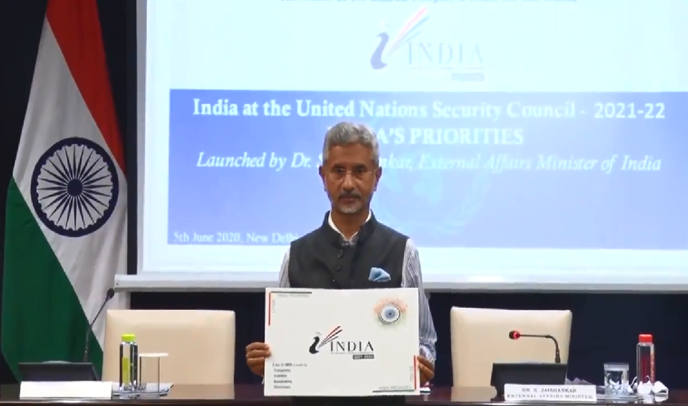 Effective response to international terrorism among India's five priorities at UNSC, says Jaishankar