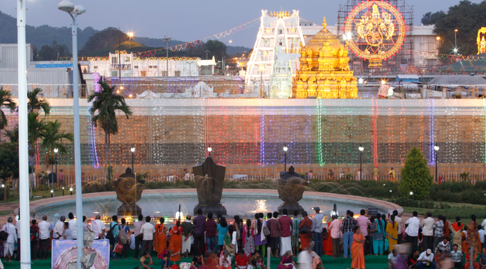 Tirupati temple to open on June 8; TTD issues guidelines for 'darshan'