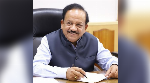 'We need to be more disciplined in our fight against COVID-19,' says Dr Harsh Vardhan