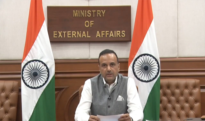 A missão Vande Bharat traz de volta mais de 2,5 mil índios