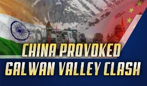 گیلوان ویلی ایل اے سی تصادم: چینی فوجیوں کے منصوبہ بند کارروائی کے نتیجے میں تشدد ہوا