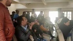 District Court Srinagar in Kashmir Valley
