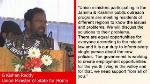 Equal opportunities for everyone in Jammu and Kashmir: G Kishan Reddy