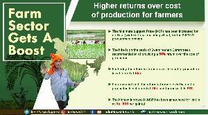 Minimum Support Price (MSP) will stay, agri bills will revolutionise farm sector