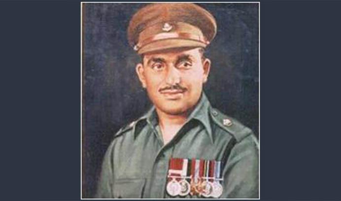 Nation Remembers Maj Somnath Sharma, man who defeated Pak's evil designs on Kashmir