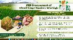 Kharif marketing season 2020-21: Procurement at MSP progresses at brisk pace
