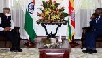 India accords particular priority to Seychelles: EAM Jaishankar