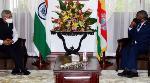 EAM Jaishankar concludes visit to Seychelles, invites President Ramkalawan to visit India