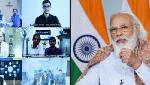 Indian talent can attain global fame in space sector, like in the IT sector: PM Modi