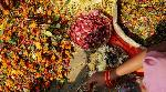 This Hyderabad-based startup turns flowers left as temple offerings into eco-friendly products
