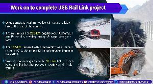 Last leg of Udhampur-Srinagar-Baramulla rail link to be ready by December 2022